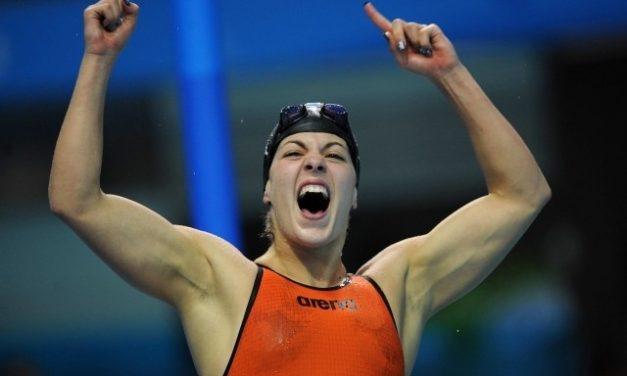 Bulimiával küzd az Európa-bajnok magyar úszónő