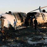 Lezuhant egy utasszállító repülő Iránban – senki sem élte túl