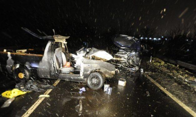 Nagytétényi úti halálos baleset: Szeretném, ha a családja tudná, hogy nem volt egyedül: szinte semmi nem maradt az autóból