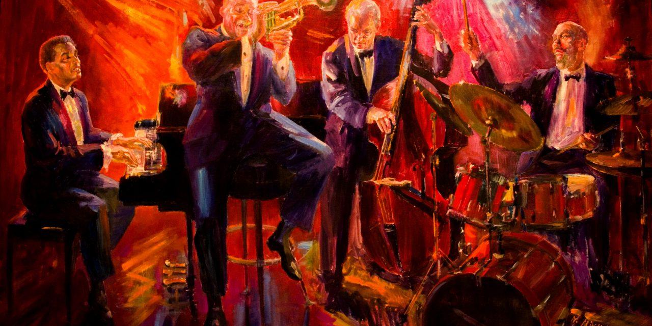 Müpában a jazz nagyágyúi