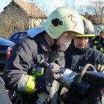 Új mentési módszert tanultak a szabadszállási tűzoltók