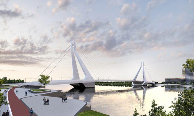 Bemutatták, milyen lehet az új fővárosi híd
