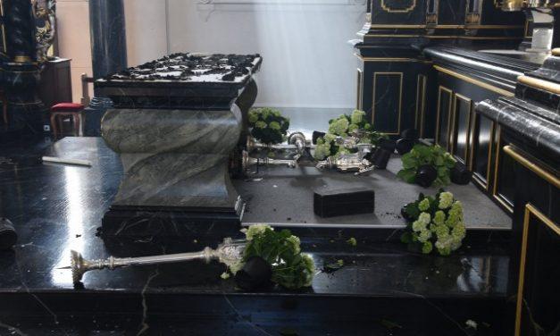 Felgyújtott egy templomot egy migráns Svájcban