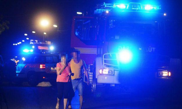 Meghalt az akasztói balesetben súlyosan megsérült kisgyerek