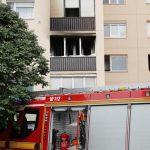 Egy elhunyt embert találtak a kigyulladt Martinovics utcai lakásban