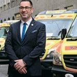 A mentők az egész országban azonosan magas színvonalon teljesítenek – interjú Csató Gáborral, az Országos Mentőszolgálat főigazgatójával