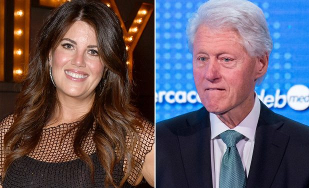 Így néz ki ma Clinton elnök szeretője – Monica Lewinsky szebb, mint fiatalon