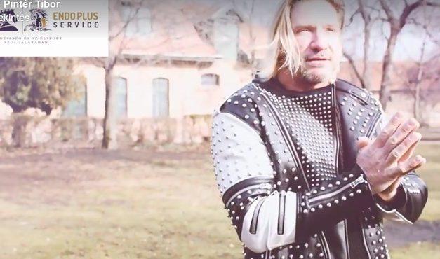 Pintér Tibor húszmillió forintra biztosította a testét