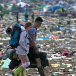 Megkezdődött a Sziget Fesztivál utáni takarítás – képek