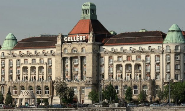 100 éves a Gellért Hotel
