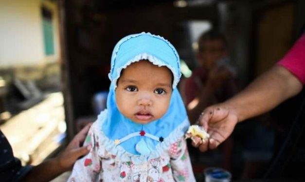 Pusztító szökőár Indonéziában