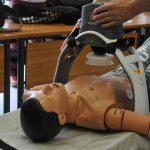 Életmentő gépet kaptak az ajkai mentősök