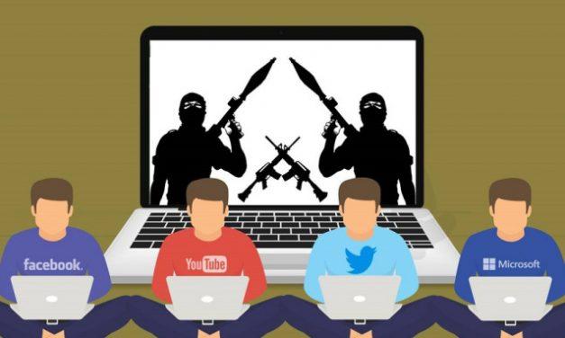 A technológiai óriások keményebben lépnek fel a szélsőségek és a terrorizmus ellen