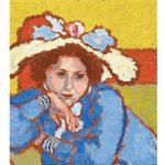 Több mint 75 millió forintért ment el Rippl-Rónai József festménye