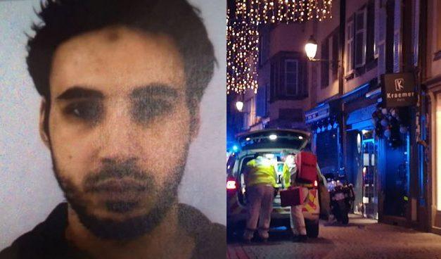 Ő Cherif Chekatt, a muszlim terrorista, aki megölt három ártatlan embert