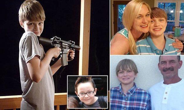 Borzalom: általános iskolában akart lövöldözni, ezért megölte az apját, hogy kocsihoz jusson
