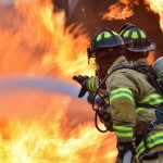 Lángolt egy lakóház tetőszerkezete Mindszenten
