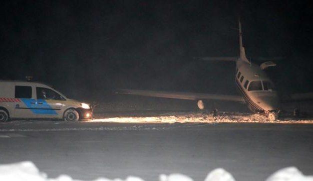 Elvétette a leszállást egy kisrepülőgép a békéscsabai repülőtéren