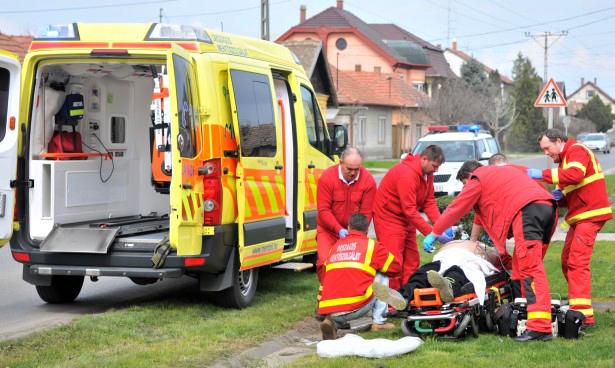 Tragédia történt Borsod megyében, épület temetett maga alá egy embert