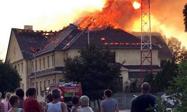 Ezek voltak a tavalyi év jelentős tüzei – kevesebb dolguk volt a megyei tűzoltóknak