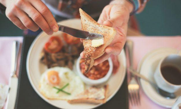 Ha ekkor reggelizünk, nem fogunk elhízni