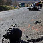 Halálos motoros baleset volt Szentbalázsnál
