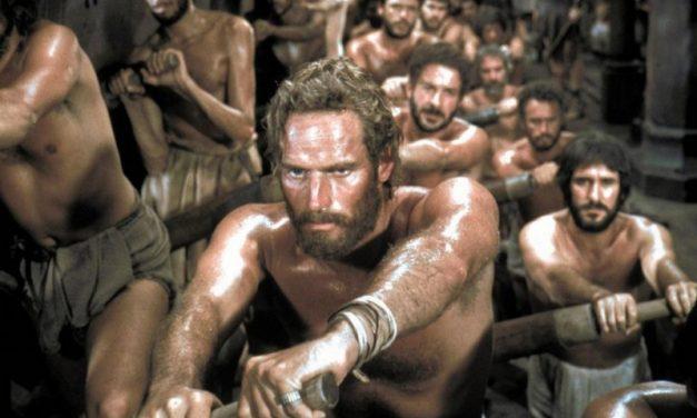 Ben-Hur: csodálatos mese az újjászületésről