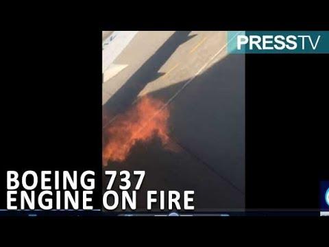 Teljesen normális, hogy lángol a repülő – nyugtatták utasaikat a stewardessek