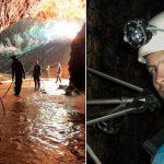 Egy amerikai barlangból mentették ki a thaiföldi gyerekcsoport egy brit mentőjét