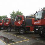 Tűzoltóautó-gyár épül Magyarországon, mutatjuk, hol
