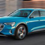 Csúnya balesetben bizonyította jó utasvédelmét az Audi e-tron