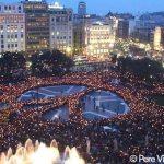 Könnyek közt emlékeztek a spanyol terror második évfordulóján