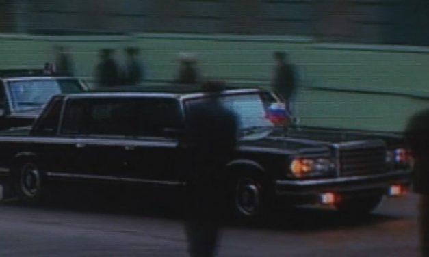 Gorbacsov is utazott a ZiL busszal
