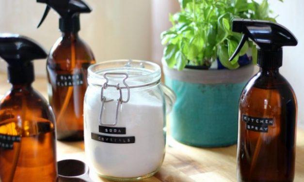 8 természetes tisztítószer, amivel makulátlan lehet az otthonod