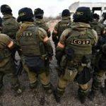 Két merényletre készülő fegyveressel végzett az orosz terrorelhárítás