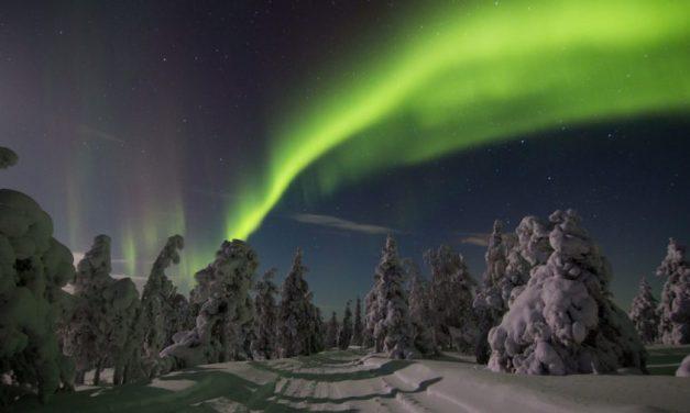Sosem volt még ilyen biztos a sarki fény észlelése: hotel nyílik az Északi-sarkon