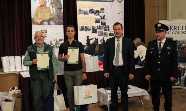 Átadták az Ifjú Kócsagőr Program díjait