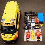 Zseniális fotóval szálltak be a netes kihívásba a szegedi mentősök