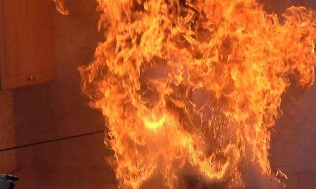 Tűz volt egy olaszfai házban