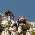 Bajba jutott hegymászót mentettek Cseszneken