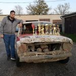 A valóra vált álom – Egy fiatal szombathelyi roncsderbiversenyző története