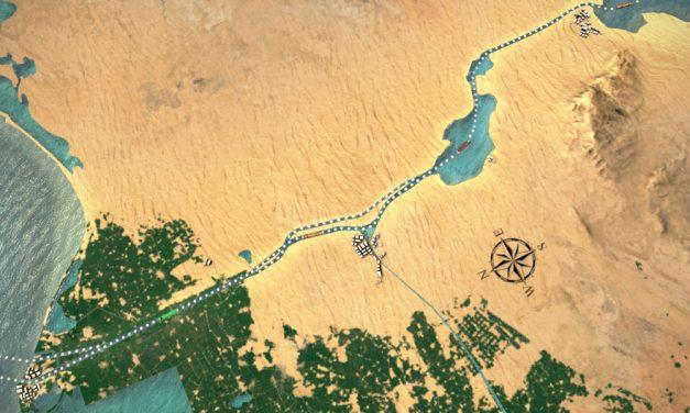 150 éves a Szuezi-csatorna, a Föld egyik legfontosabb és legforgalmasabb vízi útja