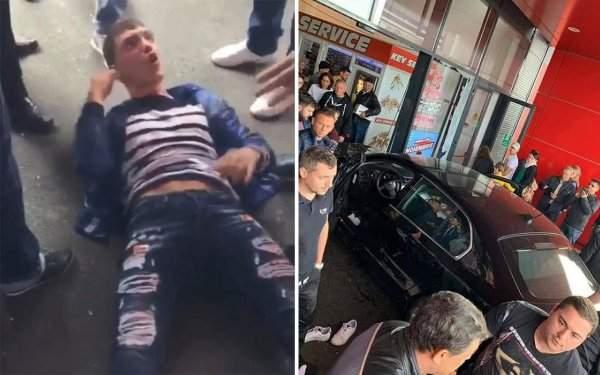 Rekordbüntetést szabtak ki a román ámokfutóra