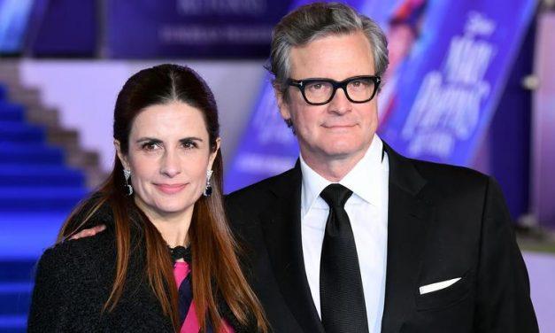 Megerősítették: 22 év után válik Colin Firth és párja