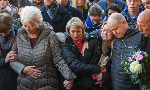 Zokogott, összeomlott a londoni terrorista egyik áldozatának a szerelme