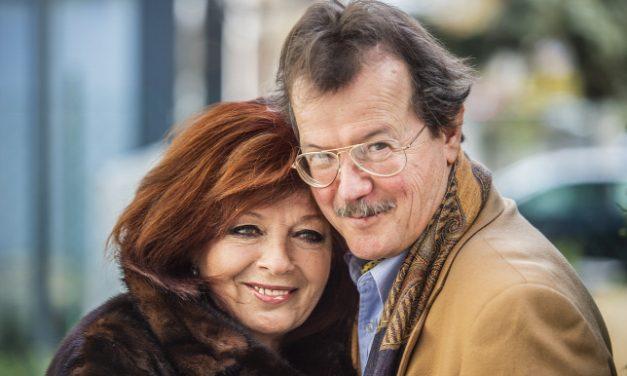 Zsadon Andrea és Szolnoki Tibor mesél bohém nagyszülőkről, református felmenőkről, egymásra találásról, fájdalmakról, ellenszélben elért sikerekről