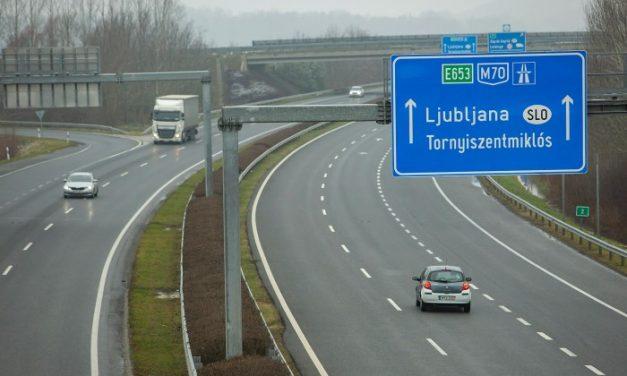 Átadták a legújabb magyar autópályát