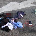 Futás közben gázoltak el egy anyukát Szombathelyen – Súlyosan megsérült (Frissítve!)