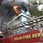 Nagyon sok a halott az indiai piactűzben