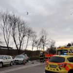 Hat személy sérült meg az Eger és Kerecsend között történt balesetben